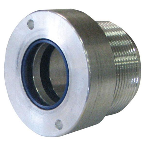 Cylinderhead single acting Ø35-50mm HACO