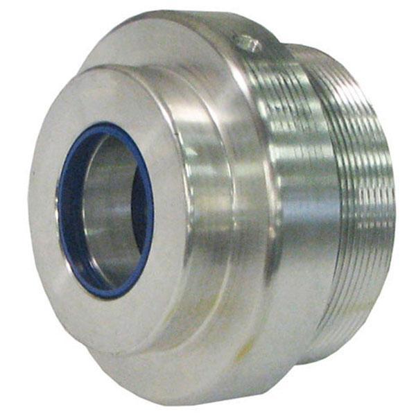Cylinderhead single acting Ø40-80mm HACO