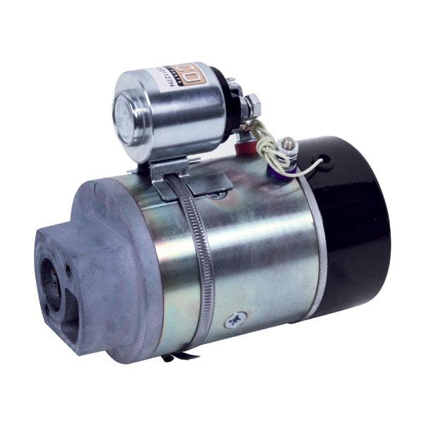 Motor F3 with relay 2kW 12V HACO