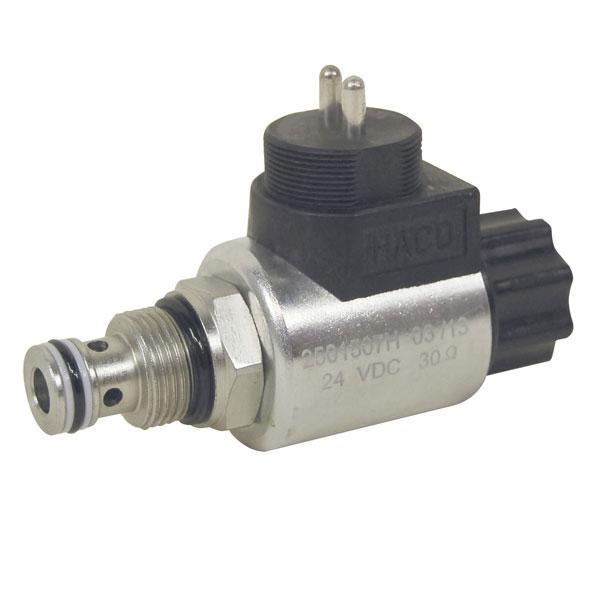 Solenoid Ventil double acting 24V HACO