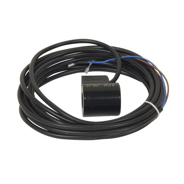 Magnet 24V wire Längd 4,55m Hydac