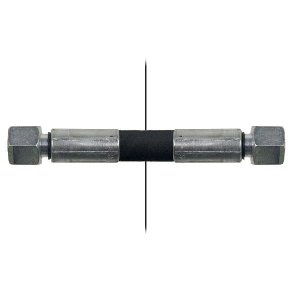 Slang med invändig gänga=10L/gänga =10L - Längd 1500mm