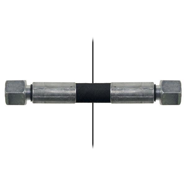 Slang med invändig gänga=10L/gänga =10L - Längd 1150mm