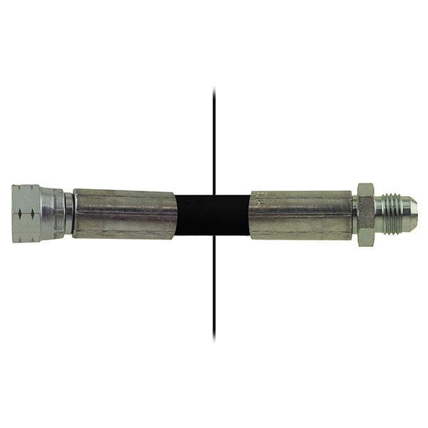 Slang med invändig gänga=9/16 / Thread=9/16 - Längd 980mm HACO