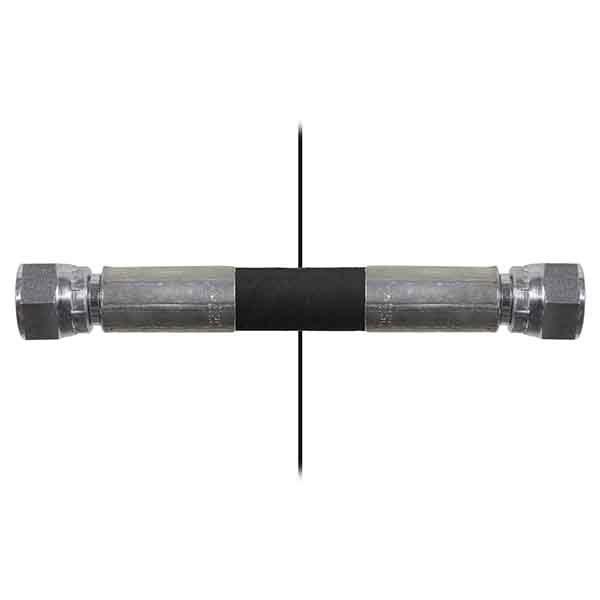 Slang med invändig gänga=9/16 / gänga =9/16 - Längd 1250mm HACO