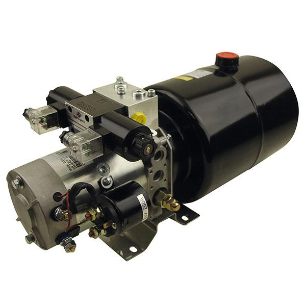 Powerpack 24V 2,2kW 2,5cc HACO