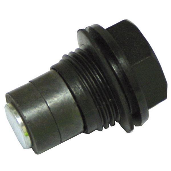 Plug 3/8'' oil tank HACO