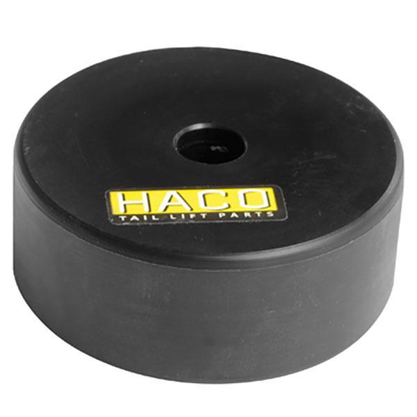 Stödhjul / Brygghjul Ø70/12-28mm HACO