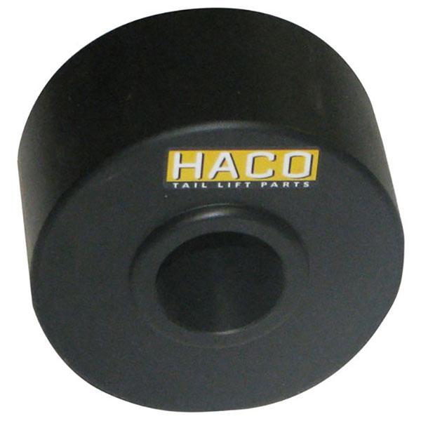 Stödhjul / Brygghjul Ø75/26-26mm HACO