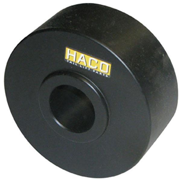 Stödhjul / Brygghjul Ø100/30-40mm HACO