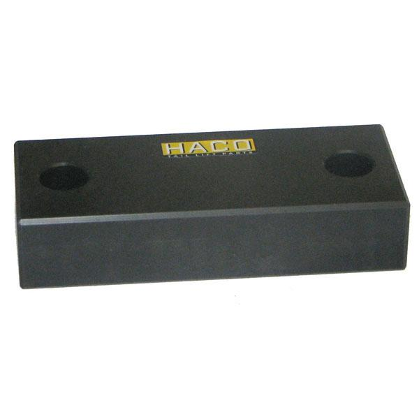 Stop rubber 118x50mm HACO