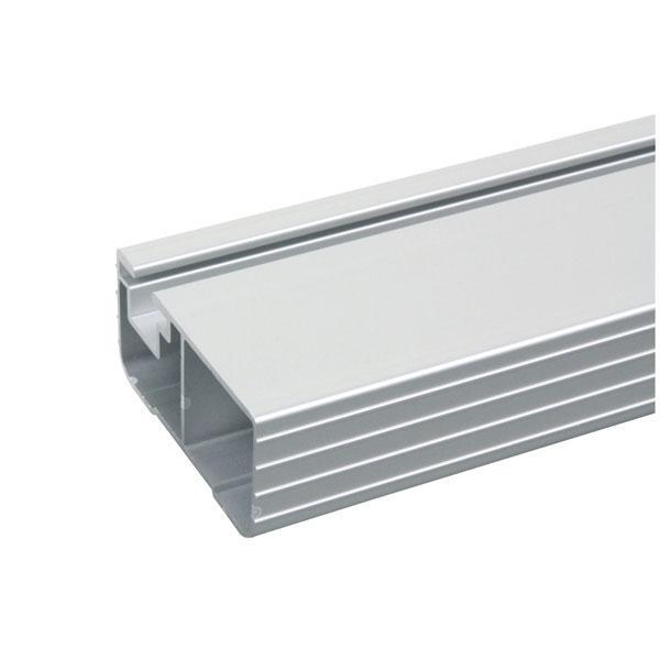 Bumper aluminium 100x50mm HACO