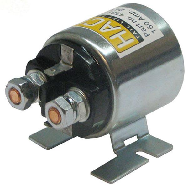 Startsolenoid 24V 150 Amp. HACO