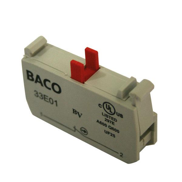 Kontakt 33E01 NC Baco
