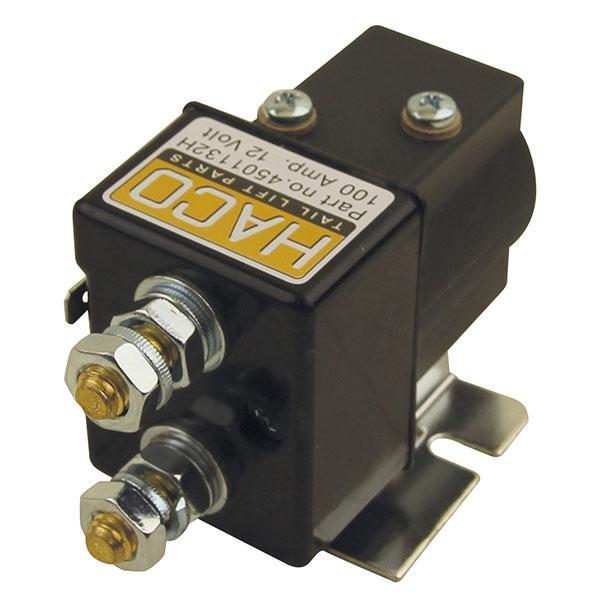 Startsolenoid 12V SW80-PE HACO